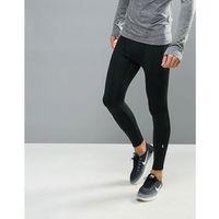 sport running tights in black - black marki New look
