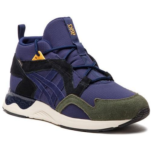 Sneakersy - tiger gel-lyte v sanze mt g-tx gore-tex 1193a050 peacoat/peacoat, Asics, 41.5-45