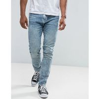Levis Jeans 504 Regular Straight Fit California Eve Wash - Blue, jeans