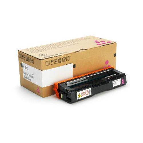 Ricoh toner magenta 6000 wydrukow SP C252DN/C252SF (407718) Darmowy odbiór w 21 miastach! (4961311896903)