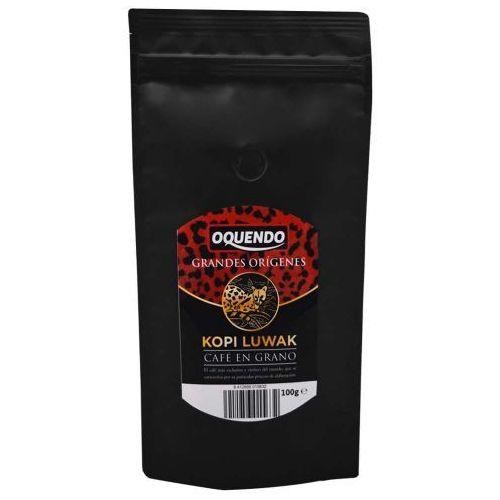 Oquendo Gourmet Kopi Luwak 100 g (8412956015632)
