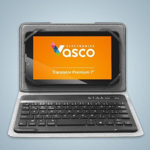 """Vasco Translator Premium 7"""" z klawiaturą"""