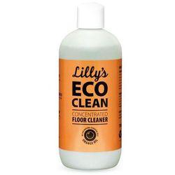 Skoncentrowany Płyn do Mycia Podłóg z olejkiem pomarańczowym, Lilys Eco Clean z kategorii Płyny do czyszczenia podłóg