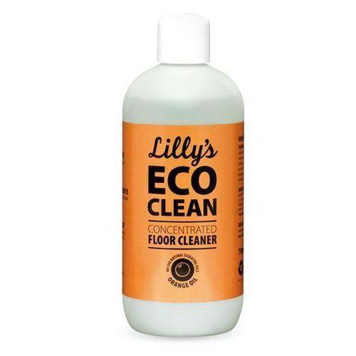 Skoncentrowany Płyn do Mycia Podłóg z olejkiem pomarańczowym, Lilys Eco Clean