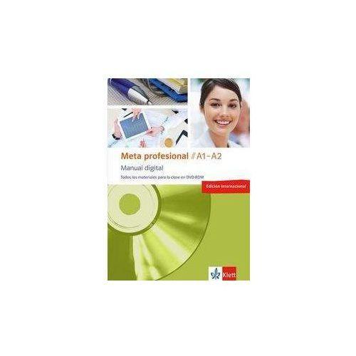 Meta profesional A1-A2 Digital DVD (9783125154827)
