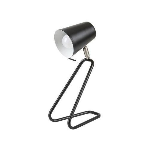 Rabalux Stojąca lampka biurkowa olaf 5779 metalowa lampa stołowa do pokoju dziecięcego czarny (5998250357799)