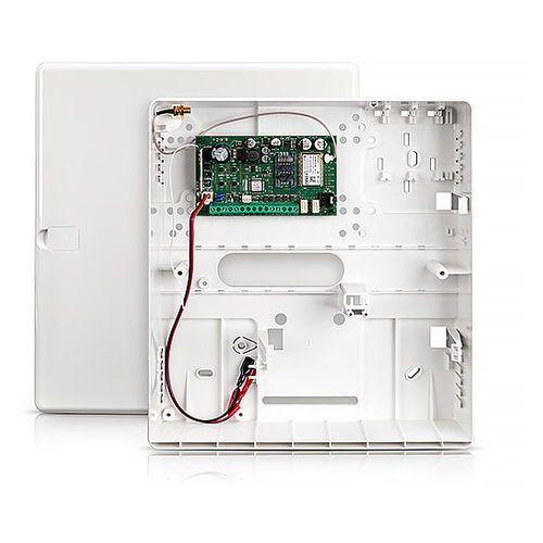 MICRA Moduł alarmowy z komunikatorem GSM/GPRS, obsługą pilotów 433 MHz, anteną w obudowie OPU-4 P, MICRA