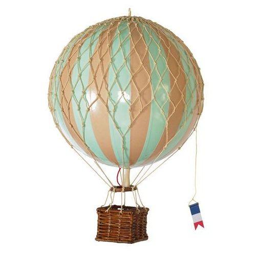Authentic Models Balon Travels Light, miętowy (18 cm) AP161M