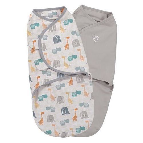 SwaddleMe Otulacz Etap 2 S/M Jungle Bohem