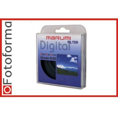 Marumi filtr polaryzacyjny kołowy cpl 67 mm dhg (4957638063111)