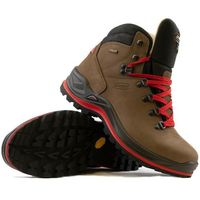 Męskie buty trekkingowe 13701n32g marrone scuro nabuk 42 marki Grisport