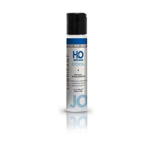 SexShop - Lubrykant wodny chłodzący - System JO H2O Lubricant Cool 30 ml - online