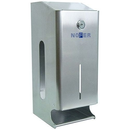 Pojemnik na 2 rolki papieru toaletowego DUO