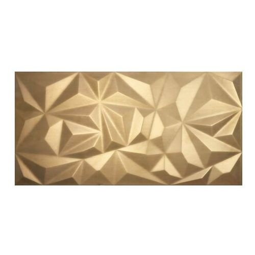 Dekor Metalix Kite Ceramstic 30 x 60 cm gold mat (3663602350682)