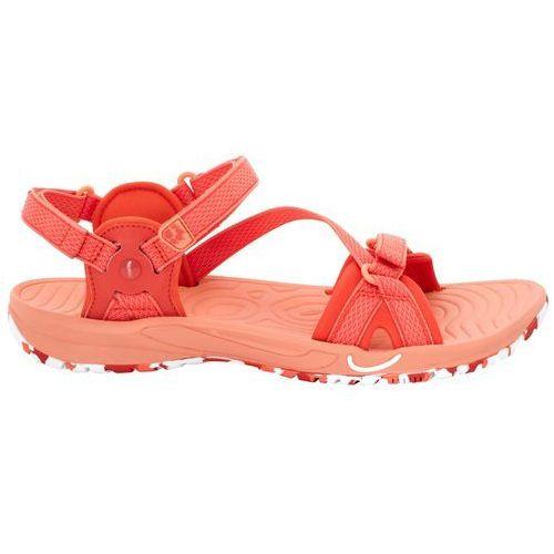 Sandały lakewood ride sandal women - hot coral marki Jack wolfskin