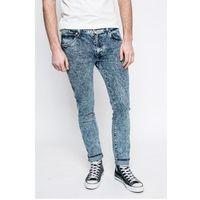 - jeansy larston glace blue marki Wrangler