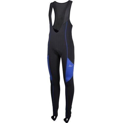 Rogelli  manzano - męskie spodnie rowerowe (czarno-niebieski)