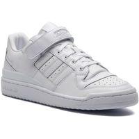 Buty adidas - Forum Lo Refinded BA7276 Ftwwht/Ftwwht/Cblack, kolor biały