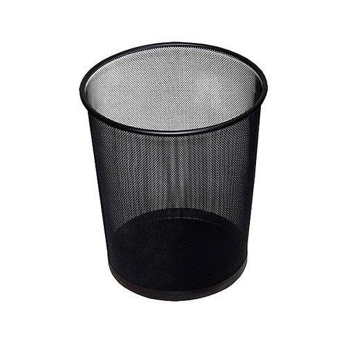 Kosz na śmieci siatka czarny 19L Datura
