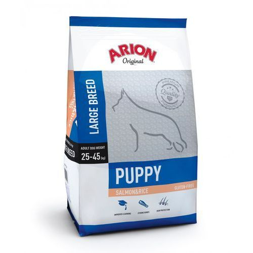 ARION Original Puppy Large Breed Salmon&Rice 12kg | Darmowa dostawa - 12000, 7495