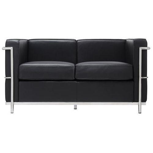 Sofa dwuosobowa soft lc2 t011a-2s.soft - - sprawdź kupon rabatowy w koszyku marki King home