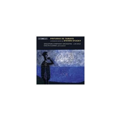 Bis records Steven stucky (b. 1949): spirit voices (2002 - 03) for percussionist and orchestra (7318590016220)