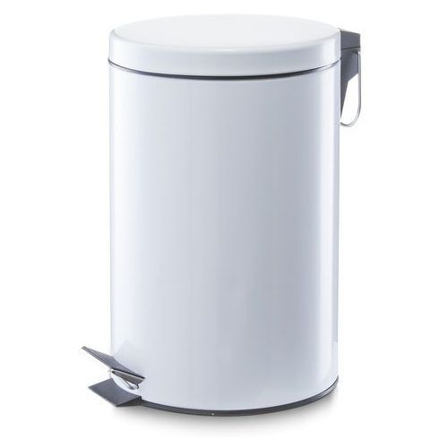 Zeller Kosz na śmieci 20l biały (4003368187020)