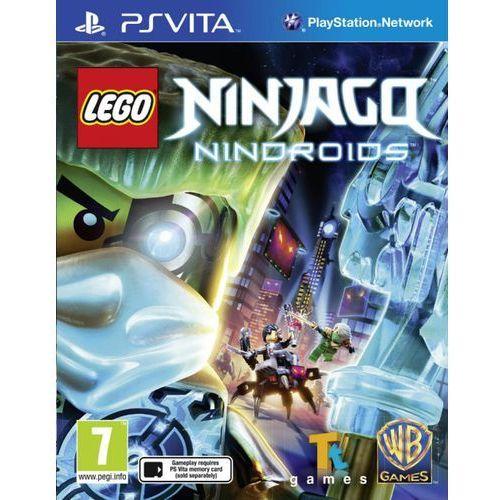 OKAZJA - LEGO Ninjago Nindroids (PSV)