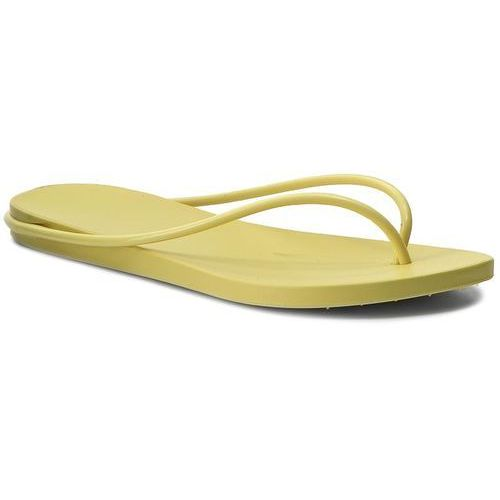 Japonki IPANEMA - Philippe Starck Thing M II Fem 82046 Yellow 22291, kolor żółty