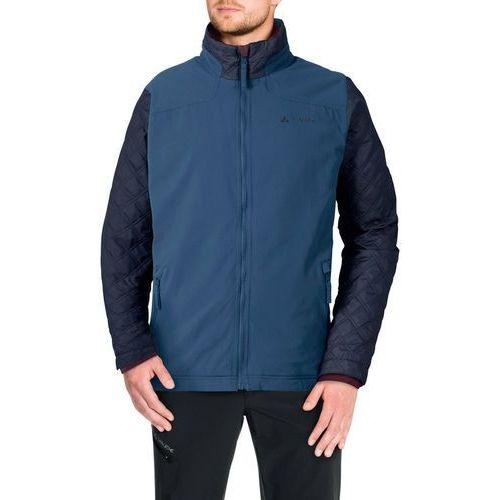 cyclist kurtka mężczyźni niebieski s 2016 kurtki termiczne i zimowe marki Vaude