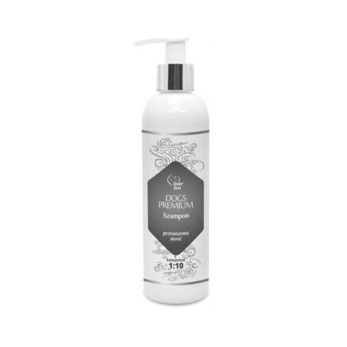 dogs premium szampon do przesuszonej sierści 250ml marki Over zoo