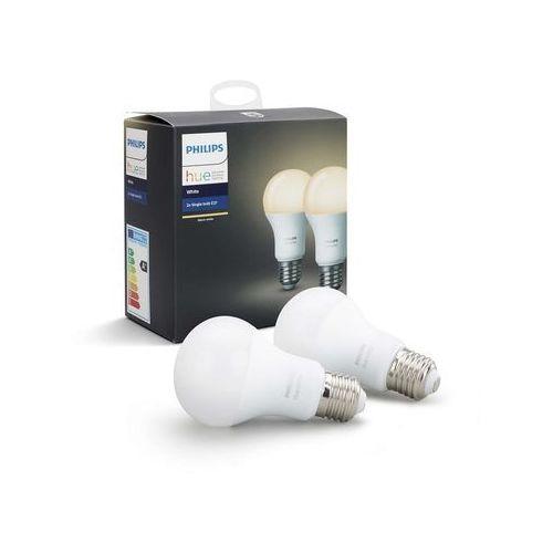 Żarówka LED PHILIPS Hue 9,5W A60 E27 2Pack