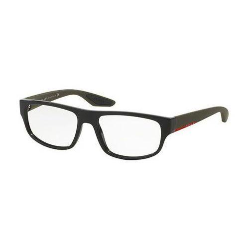 Prada linea rossa Okulary korekcyjne ps03gv 1ab1o1