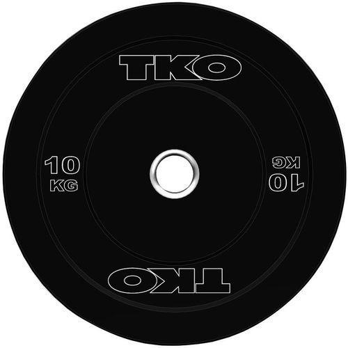Talerz olimpijski TKO K802BP-10 (10 kg) + DARMOWY TRANSPORT!