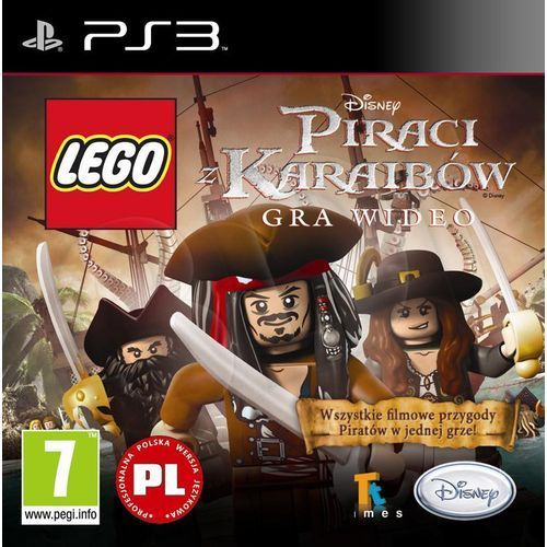 LEGO Piraci z Karaibów (PS3)