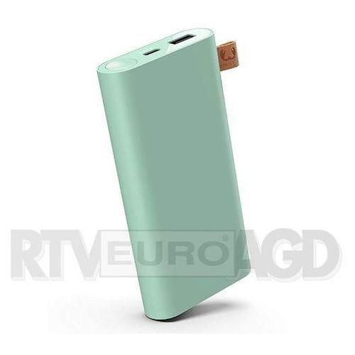 FRESH 'N REBEL POWERBANK 12000 MAH USB-C MISTY MINT