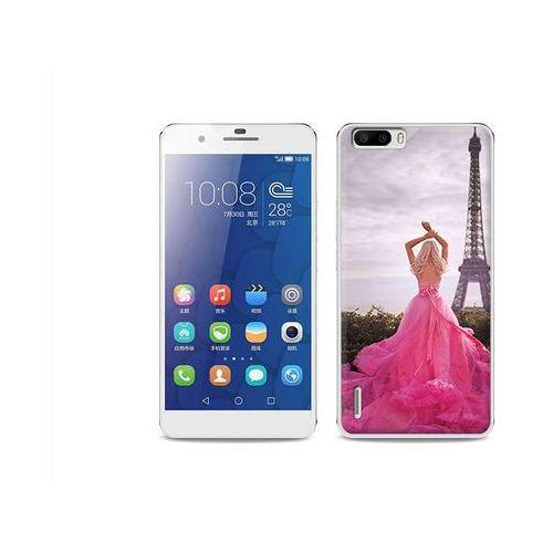 Foto Case - Huawei Honor 6 Plus - etui na telefon Foto Case - różowa sukienka, kup u jednego z partnerów