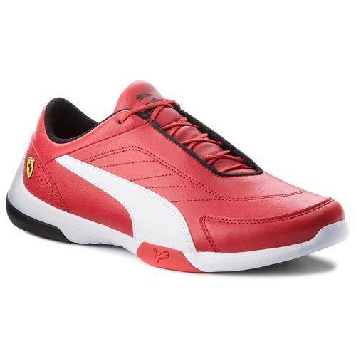 Sneakersy PUMA - Sf Kart Cat III 306219 01 Rosso Corsa/Puma White, kolor czerwony