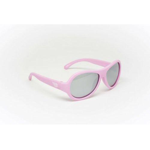okulary przeciwsłoneczne dla dzieci z polaryzacją (3-7+) różowe marki Babiators