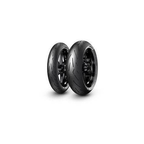 Pirelli diablo rosso ii corsa ( 200/55 zr17 tl (78w) tylne koło, m/c )