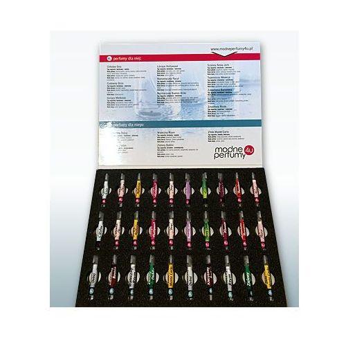 Zestaw próbek w etui - parfum essence 1 ml x 15 szt marki Modne perfumy 4u