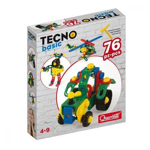 Zestaw konstrukcyjny Tecno Basic 76 elementów, 5_603030