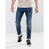 Tom tailor skinny jeans with wash - blue