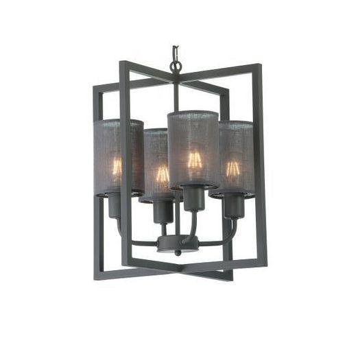 Lampa wisząca RIMINI ZK-4/A 3986, kolor Szary