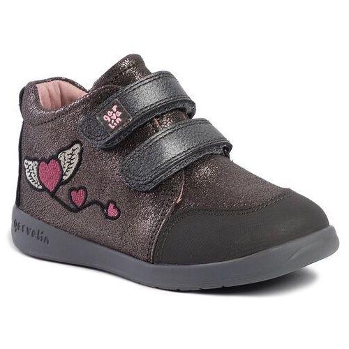 Sneakersy GARVALIN - 191323 A-Marengo, kolor szary