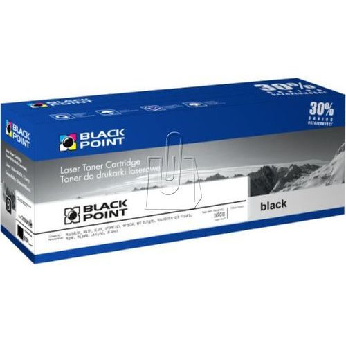 Toner Black Point LCBPH1600BK | Black | 2500 str. | HP Q6000A, LCBPH1600BK