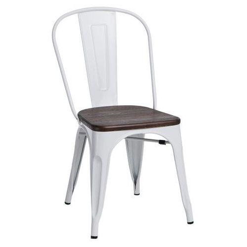 D2.design Krzesło paris wood sosna szczotkowana