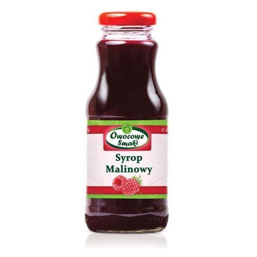 Syrop malinowy bio 250ml - marki Owocowe smaki
