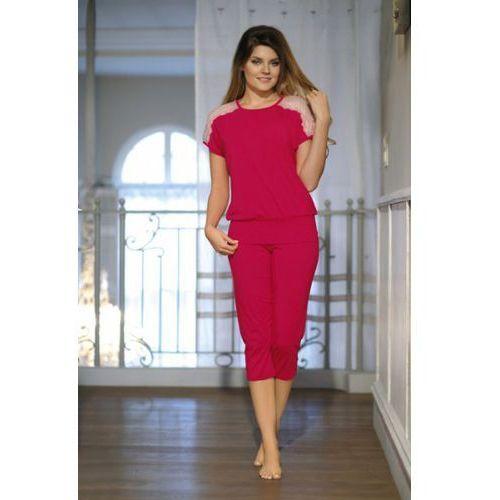 gracja jasny rubin piżama damska marki Babella