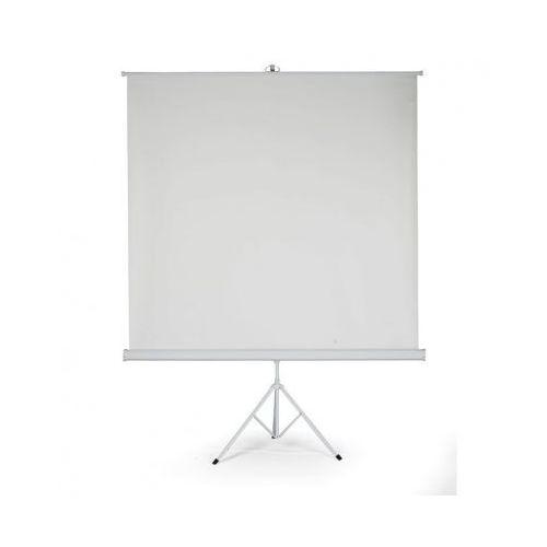Ekran projekcyjny na statywie 1800x1800 mm